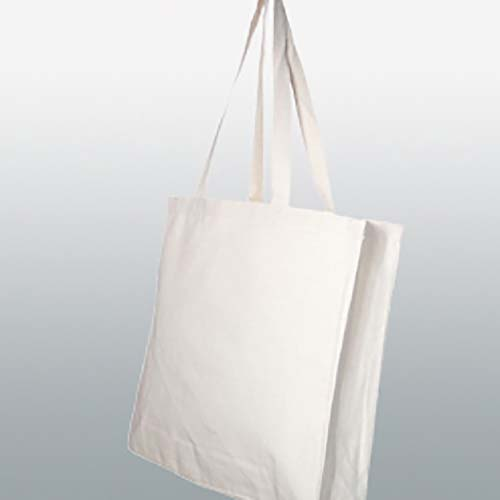 10oz Canvas Shopper