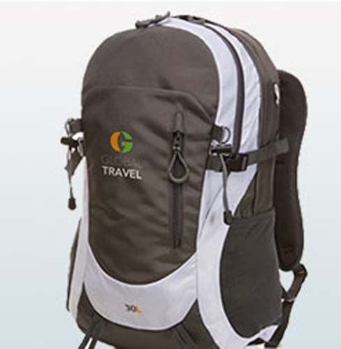 Halfar Trail Backpack