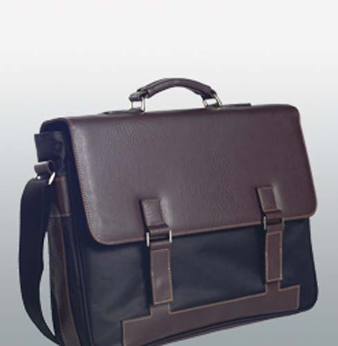 Two Tone Briefcase