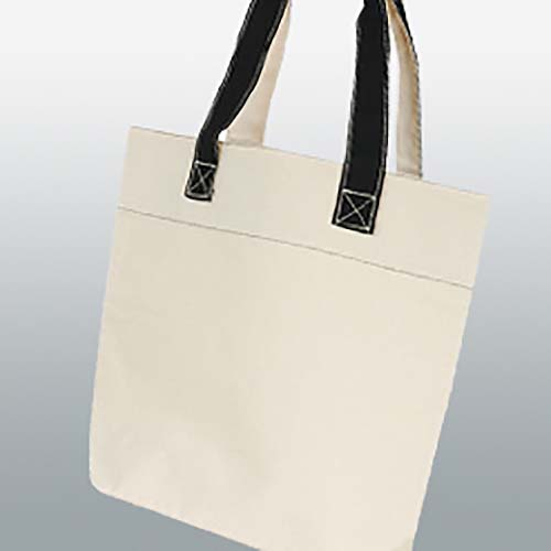 KAA Canvas Shopper Bag