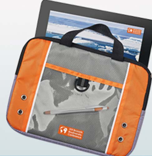 Tebby iPad Bag