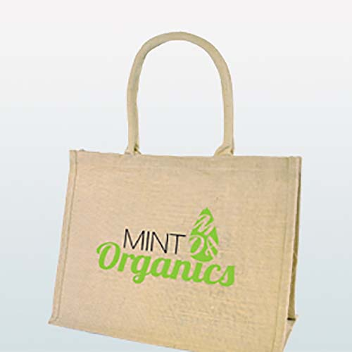 Chow Jute Shopper
