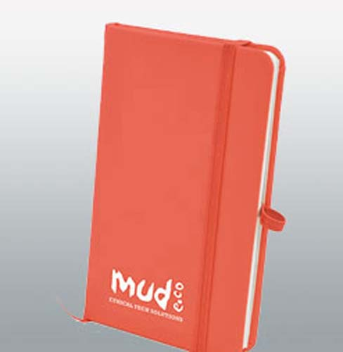 A6 Soft Touch Note Book