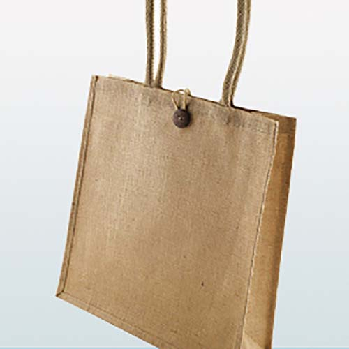 Bundi Jute Shopper Bag