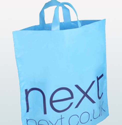 Flexi Loop Handle Carrier Bag