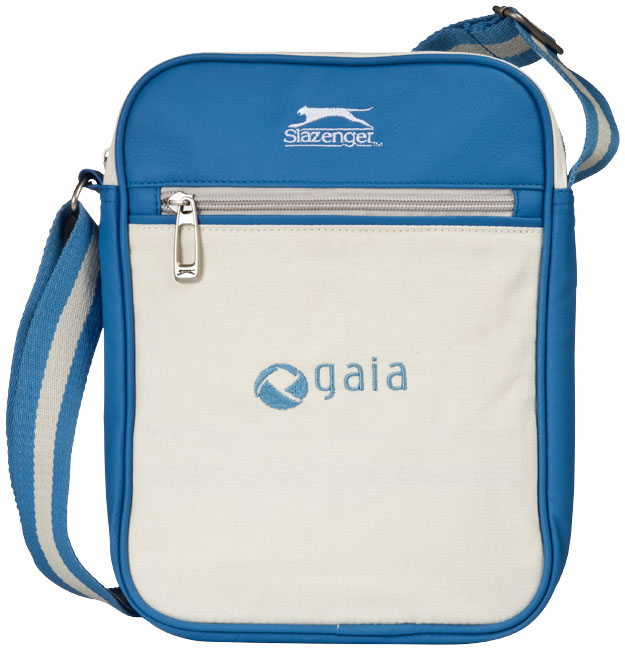 Slazenger Retro Media Bag