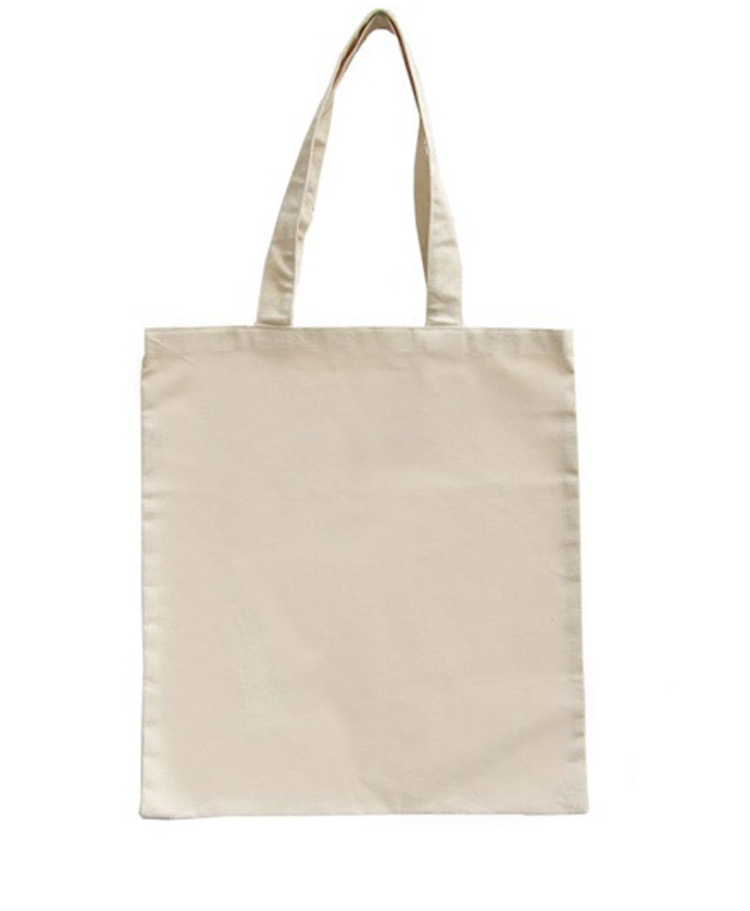 Budget 8oz Cotton Shopper