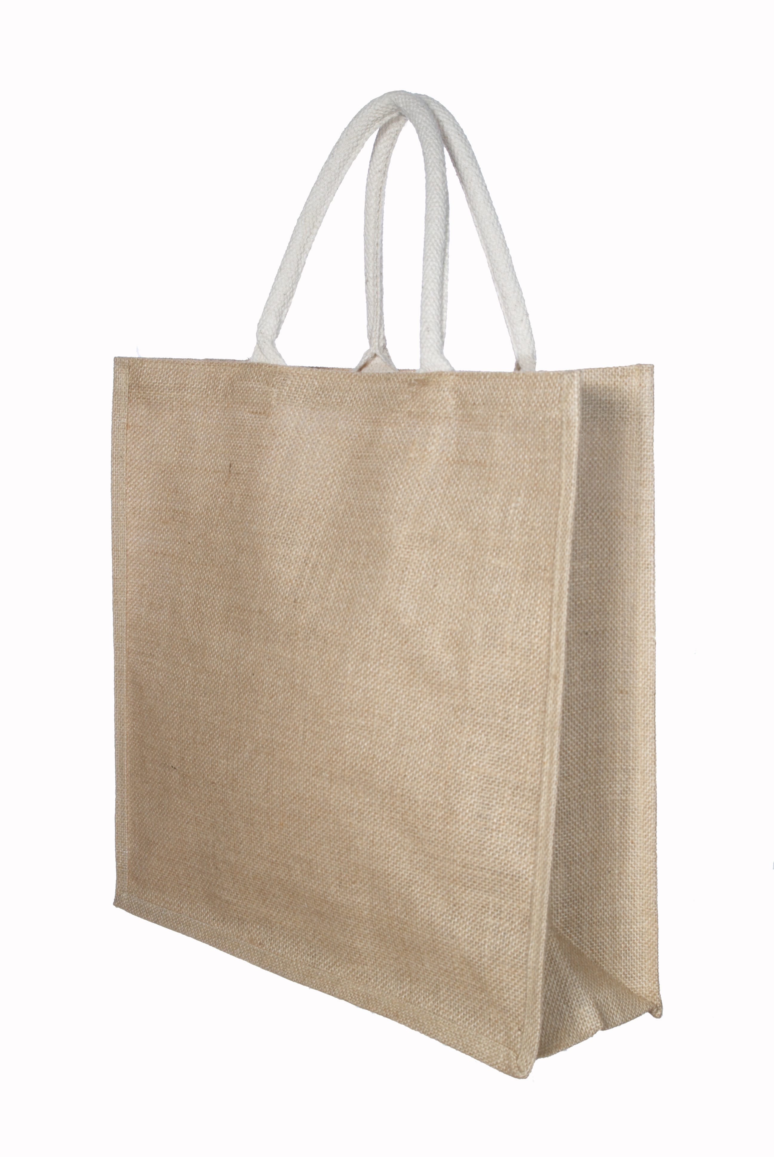 Market Jute Shopper