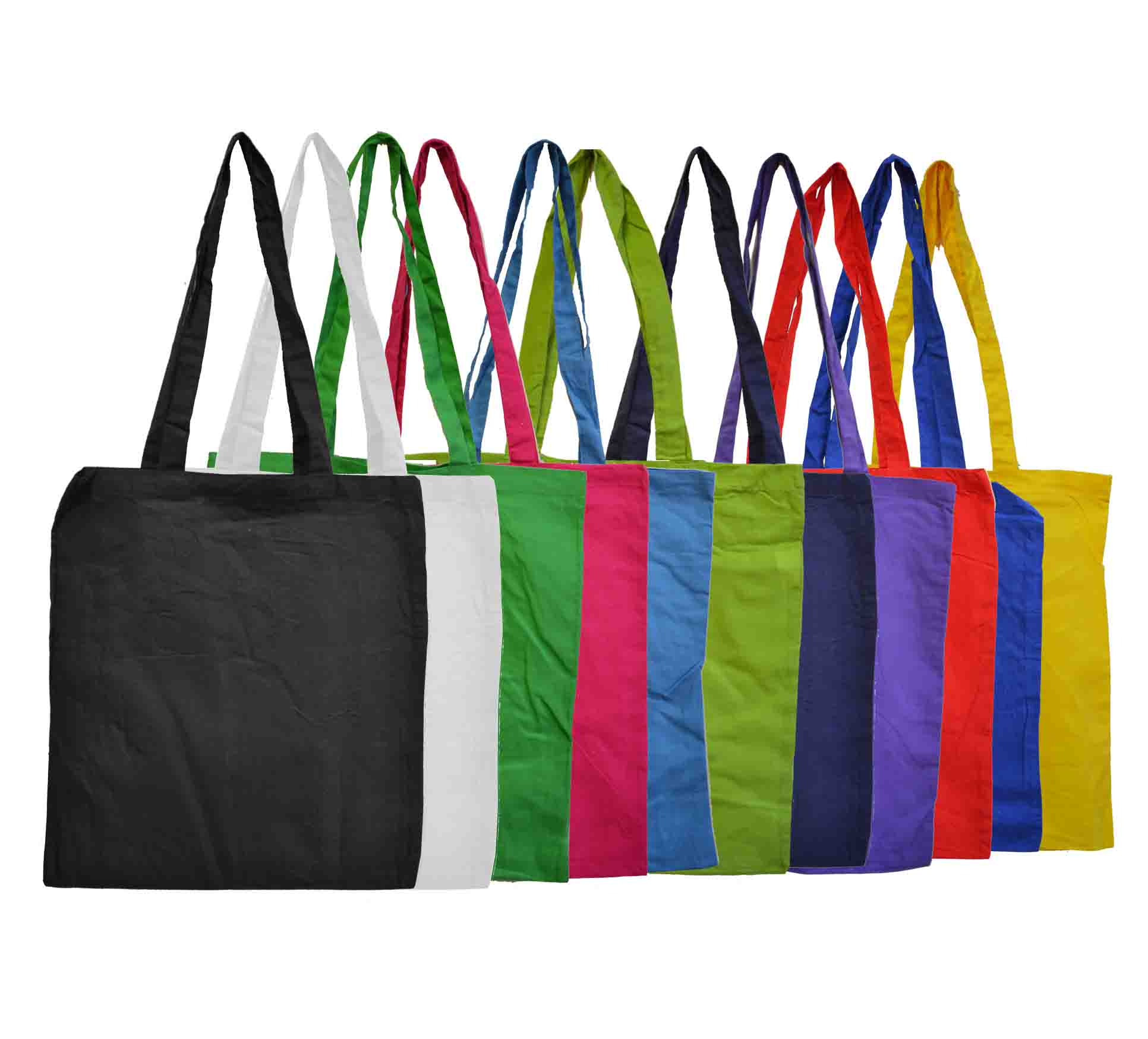 Budget 5oz Shopper - Colours