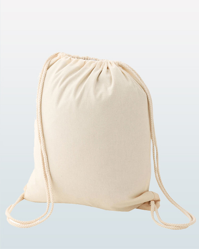 Punda Cotton Drawstring Bag