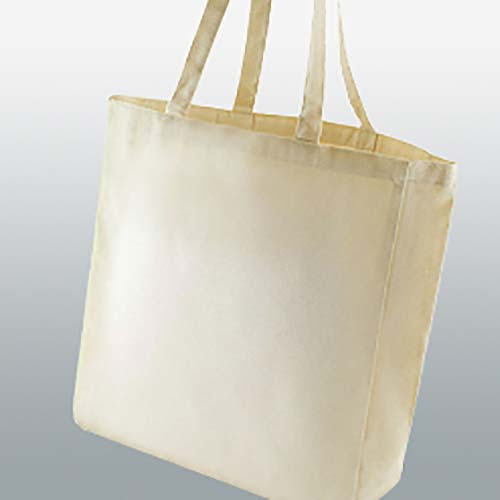 Pofu Canvas Shopping Bag