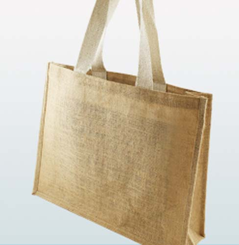 Popo Jute Shopper Bag