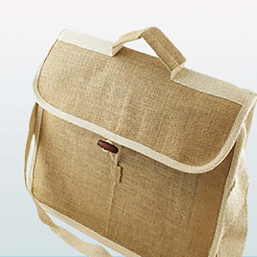 Soko Jute Document Bag