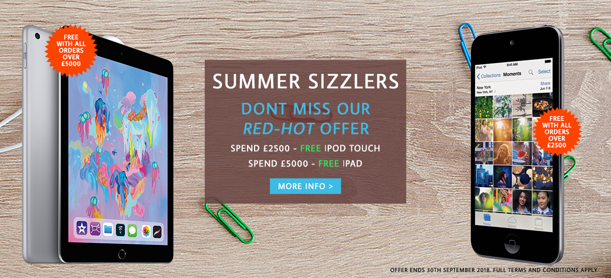 SUMMER SIZZLER OFFER TERMS & CONDITIONS