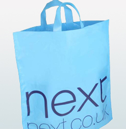 Promotional canvas bags